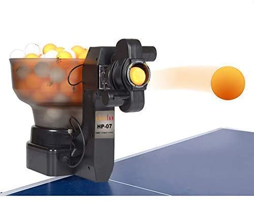 CHAO FAN 36 Spins Ping Pong Ball Machine