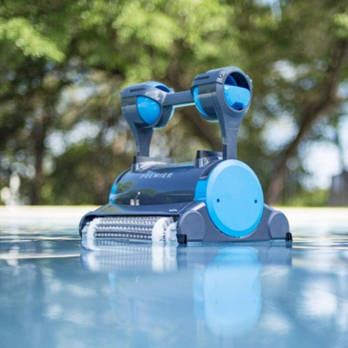 Dolphin Premier Robotic