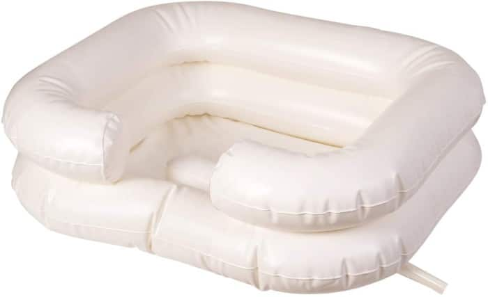 Duro-Med Inflatable Shampoo Bowl