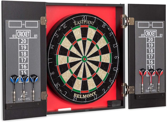 EastPoint Sports Belmont Bristle Dartboard