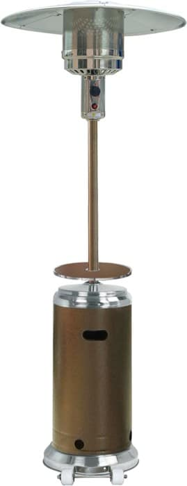Hiland HLDS01-SSHGT 48,000 BTU Propane Patio Heater