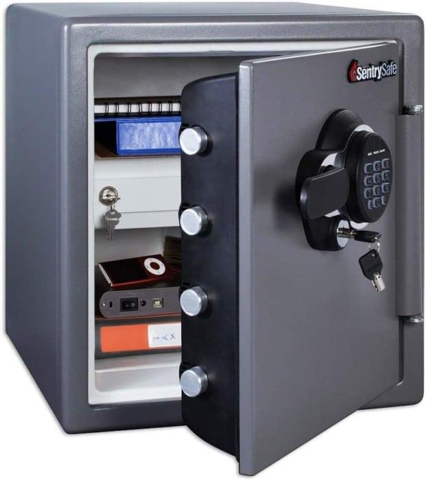 SentrySafe Waterproof Digital safe