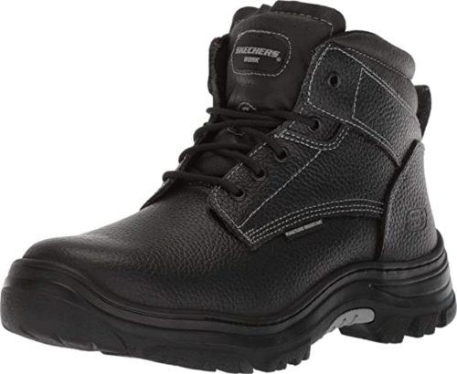 Skechers Waterproof Work Boots for Men Burgin Tarlac Top Rated Waterproof Boots
