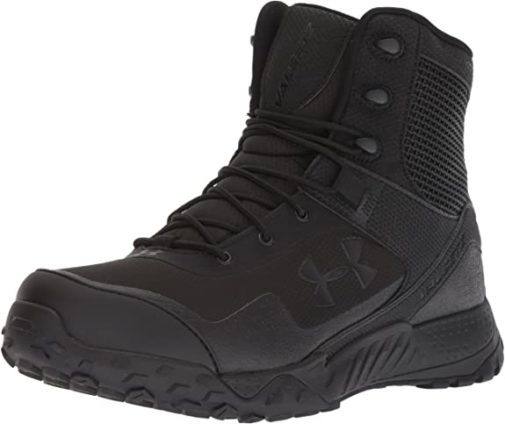 Under Armour Valsetz Waterproof Work Boots for Men Wide Military and Tactical