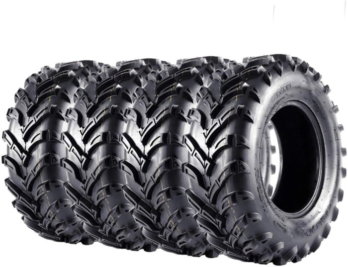 VANACC ATV Tires