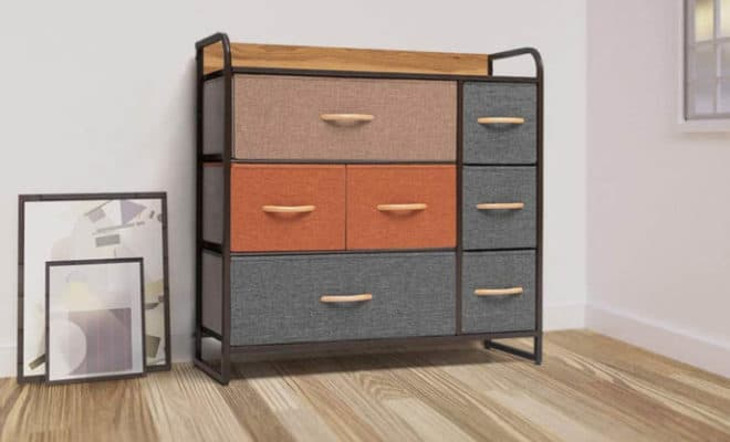 Vertical Dresser Storages