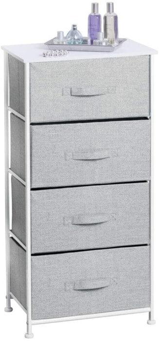 mDesign Dresser Tower