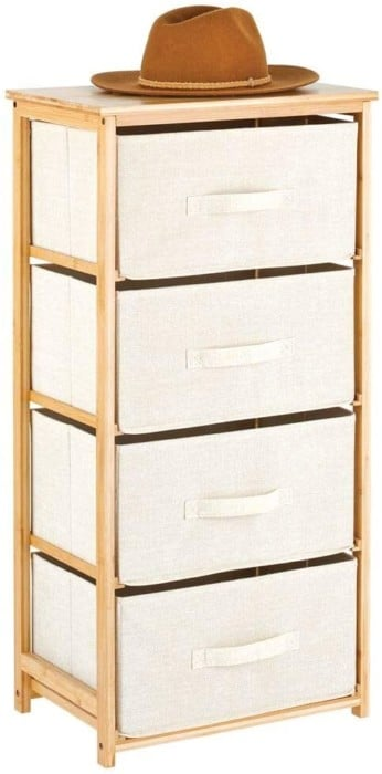 mDesign Vertical Dresser
