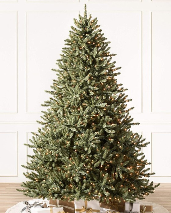 Balsam Hill Spruce Artificial Christmas Tree