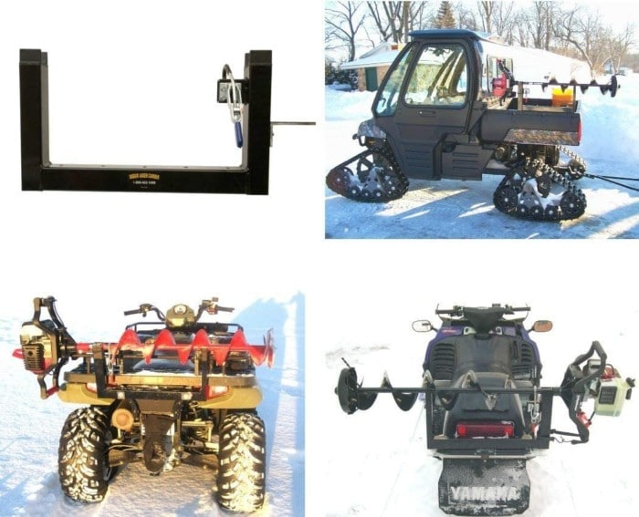 Digger Ice Auger