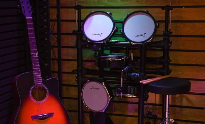 Electric Drum Sets