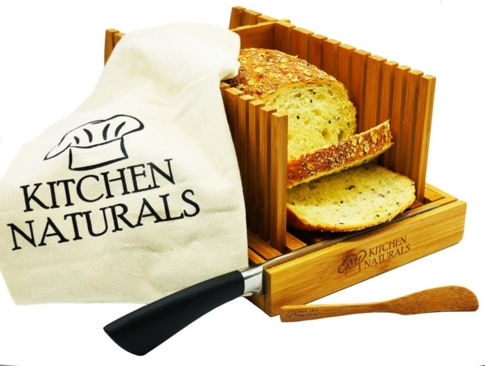 Kitchen Naturals Bread Slicer