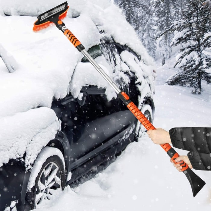 MATCC Snow Brush