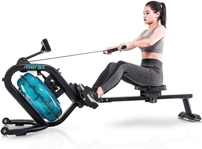 Merax Water Rower