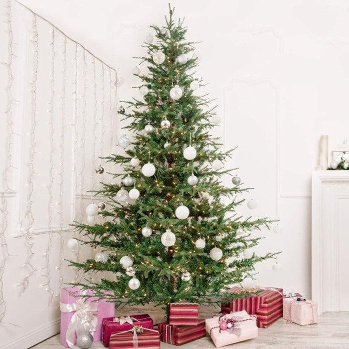 OasisCraft Aspen Fir Artificial Christmas Tree