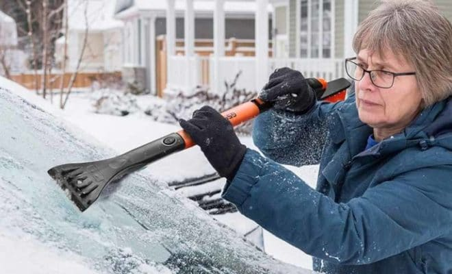 Snow Brushes for Cars