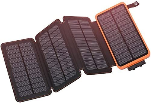 Solar Charger Hiluckey