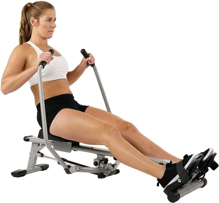 Sunny Health Full Motion Rowing Machine
