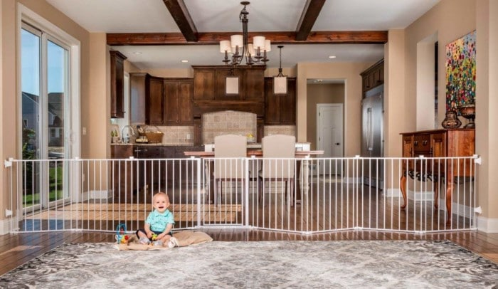 Regalo 192-Inch Extra Wide Baby Gates