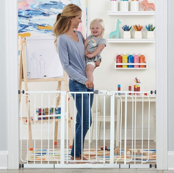 Regalo 56-Inch Extra Wide Baby Gates