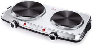 SUNAVO Hot Plates for Cooking