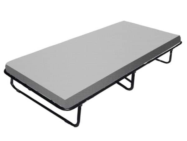 Spinal Solution Folding Twin Guest Bed with Mattress