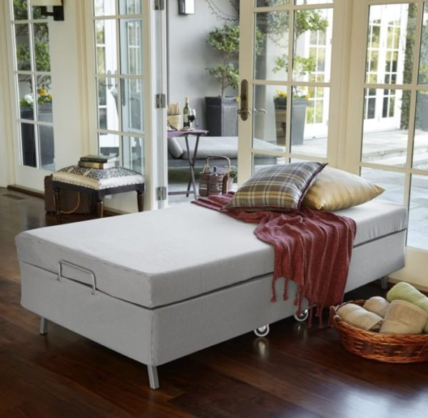 Zinus Folding Memory Foam Guest Bed