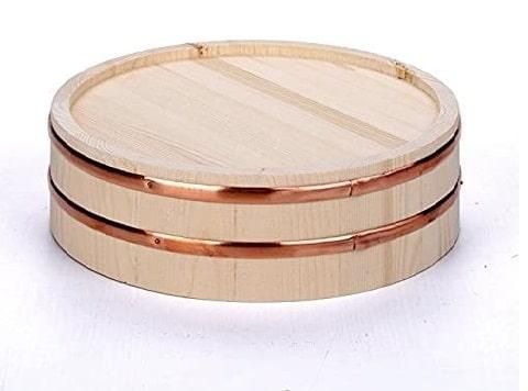 XMYZ Wooden Sushi Large Bowl